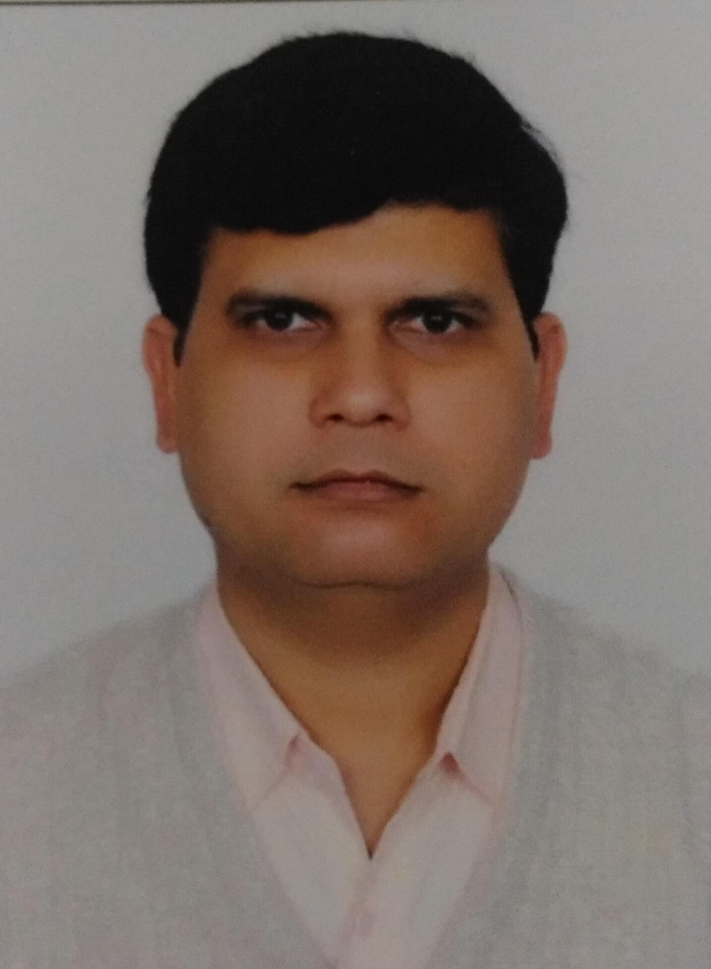 Dr. Pradeep Kumar Pandey