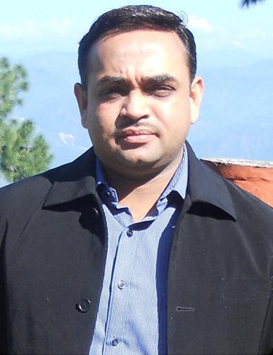 Dr. Rahul Shrivastava
