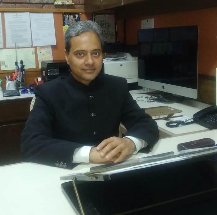 Prof. Dr. Sudhir Kumar